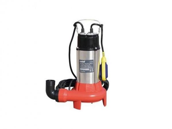 Ponorné kalové čerpadlo Extol Premium SP 110 KF