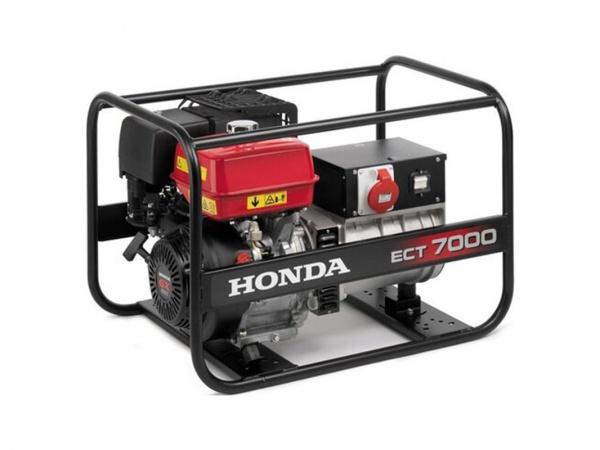 Elektrocentrála Honda ECT 7000 do 7,5 kW, 400 V