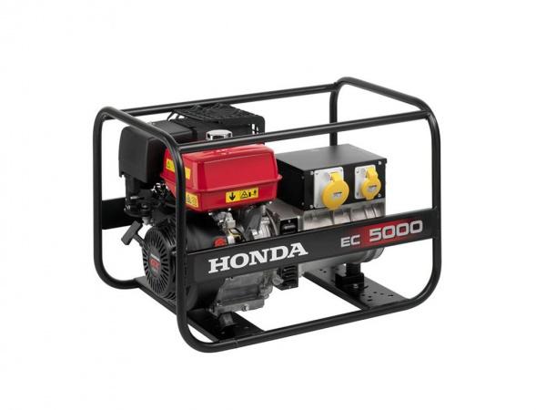 Elektrocentrála Honda EC 5000 do 5 kW, 230 V
