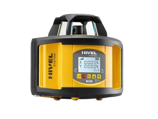 Rotačný samonivelačný laser NIVEL NL540