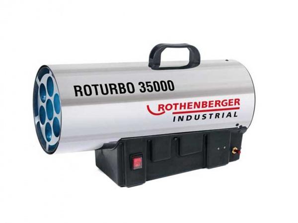 Teplogenerátor Rothenberger 35000 SA